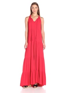 Ella Moss Women's Miko Tiered Maxi Dress