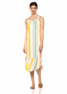 Ella Moss Women's Millie Shirred Knit Dress