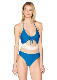 Ella Moss Women's Neapolitan One Piece Swimsuit