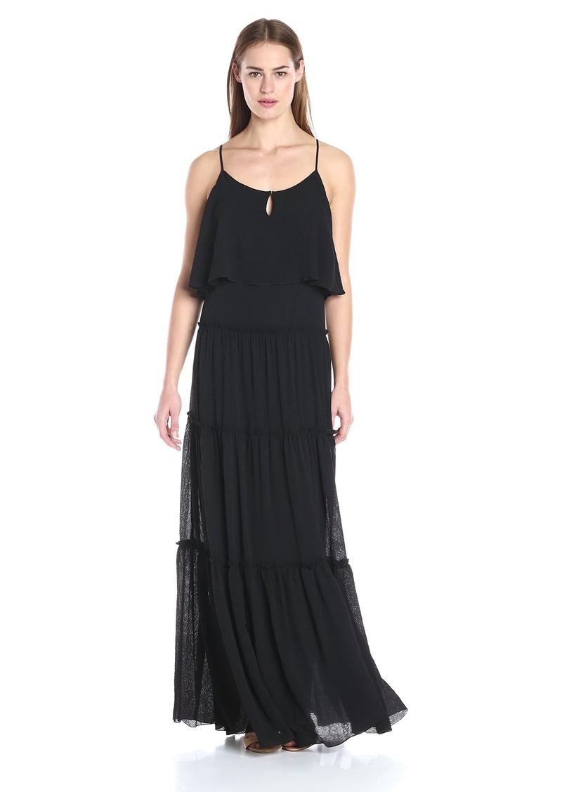 Ella Moss Women's Nete Tiered Maxi Dress