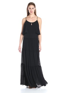 Ella Moss Women's Nete Tiered Maxi Dress