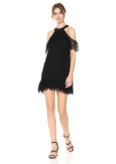 Ella Moss Women's Nikki Cold Shoulder Dress  L