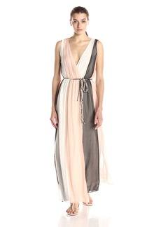 Ella Moss Women's Ophelia Color Block Maxi Dress