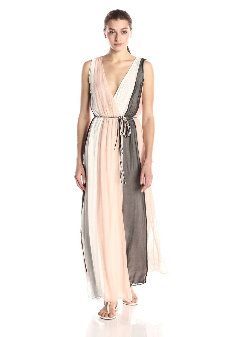 Ella Moss Women's Ophelia Color Block Maxi Dress