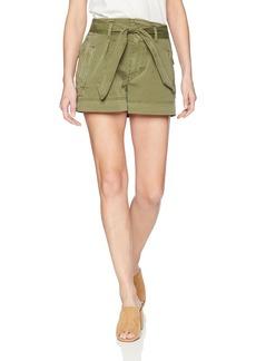 Ella Moss Women's Paperbag Shorts