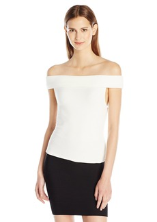 Ella Moss Women's Shanelle Off The Shoulder Top