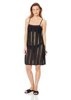 Ella Moss Women's Slit Side Swimsuit Cover Up Dress