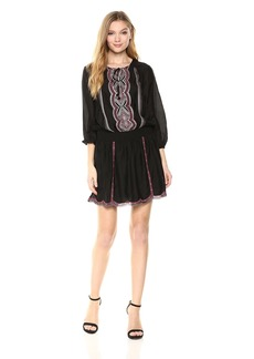 Ella Moss Women's Smocked Dress  M
