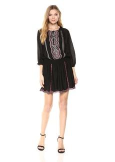 Ella Moss Women's Smocked Dress  S