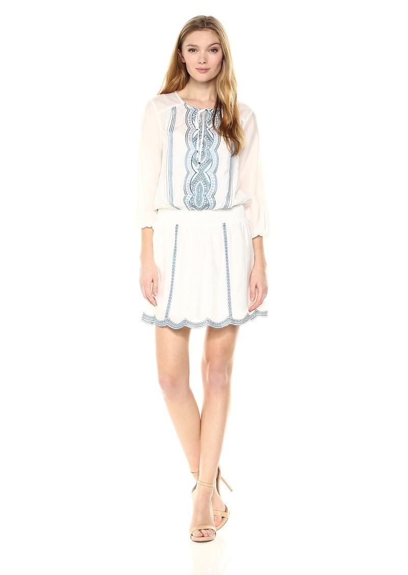 Ella Moss Women's Smocked Dress  XS