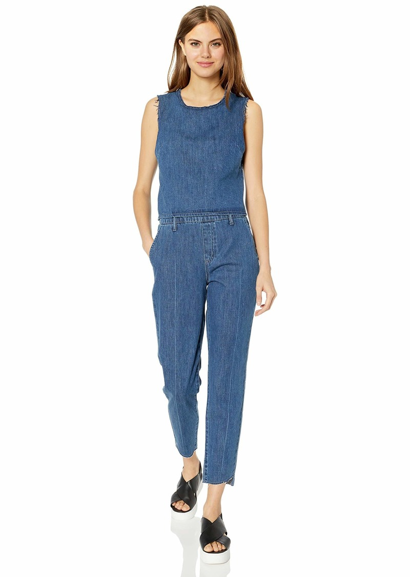 Ella Moss Women's Split Back Jumpsuit