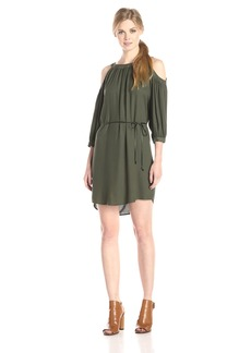 Ella moss Women's Stella Cold Shoulder Dress