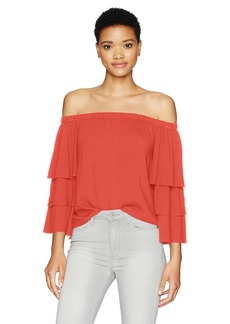 Ella Moss Women's Stella Off Shoulder Blouse  M