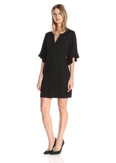 Ella moss Women's Stella Slitneck Dress  L