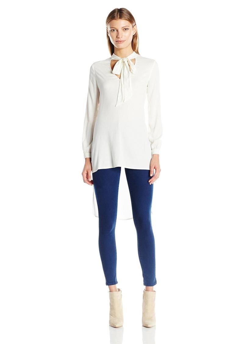 Ella Moss Women's Stretch Stella Long Sleeve Tunic  XS