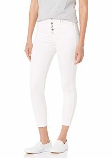 Ella Moss Women's Super High Rise Skinny Cropped Jean   Regular