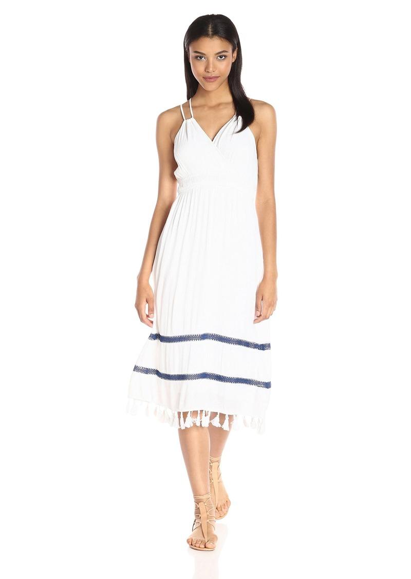 Ella moss Women's Tamani Tassel Dress