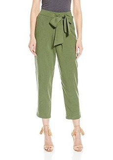 Ella moss Women's The Wrap Front Pant