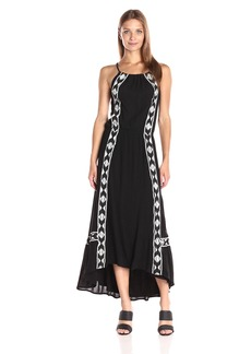 Ella moss Women's Usiku Midi Dress  M