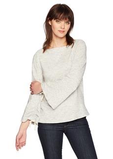 Ella Moss Women's Wide Sleeve Sweatshirt  M