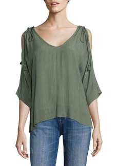 Ella Moss Katella Cold Shoulder Tunic