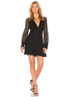 Ella Moss Lace Shift Dress