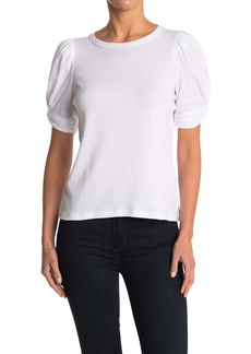 Ella Moss Linnea Twist Sleeve T-Shirt