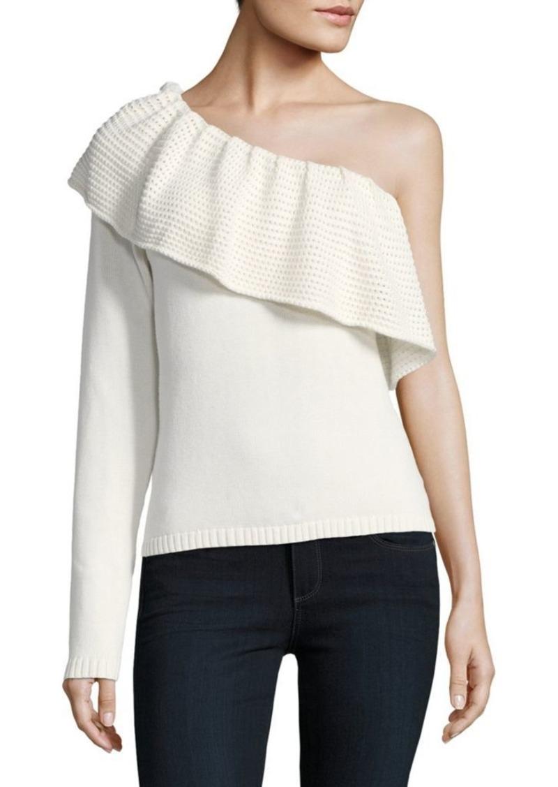 f87e632481 Ella Moss One-Shoulder Sweater