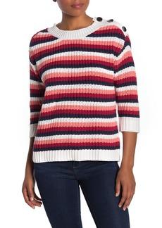 Ella Moss Romi Stripe Sweater