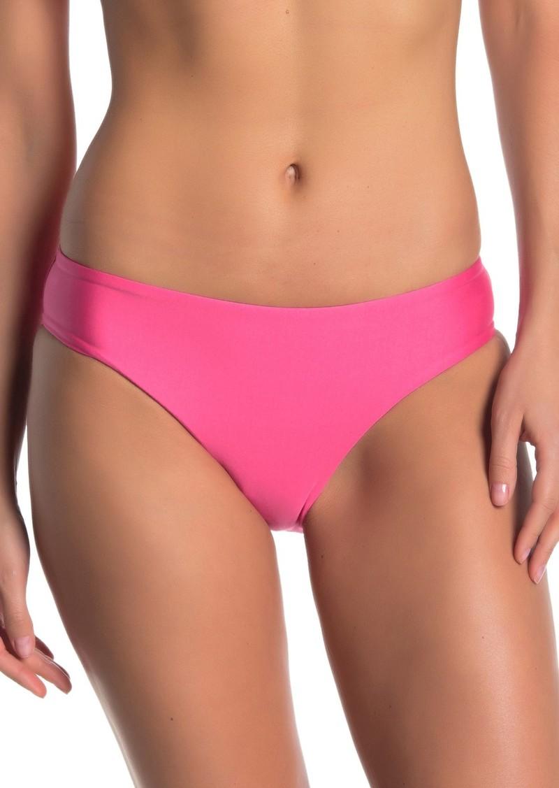 Ella Moss Solid Bikini Bottoms