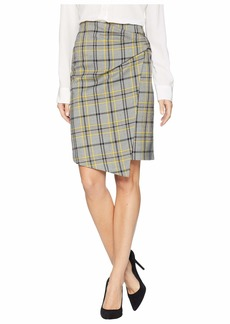Ellen Tracy Bow Front Skirt