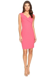 Ellen Tracy Crepe Dress
