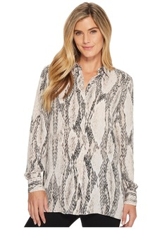 Ellen Tracy Boyfriend Shirt