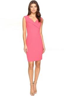 Ellen Tracy Crepe Dress