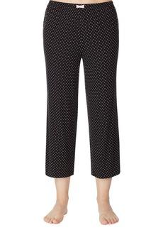 Ellen Tracy Cropped Pajama Pants