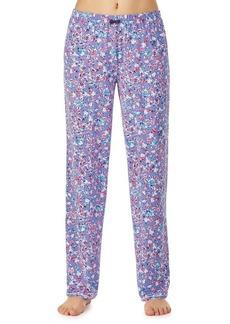Ellen Tracy Ditsy Floral Pajama Pants