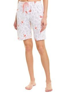 Ellen Tracy Flamingo Bermuda Short