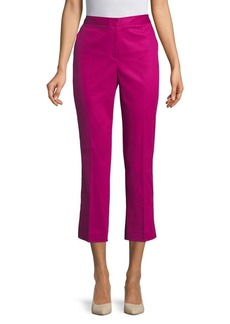 Ellen Tracy Ibiza Slim-Fit Dress Pants