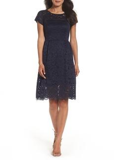 Ellen Tracy Lace Dress