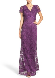 Ellen Tracy Lace Gown