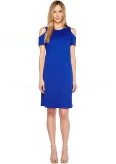 Ellen Tracy Open Shoulder Dress