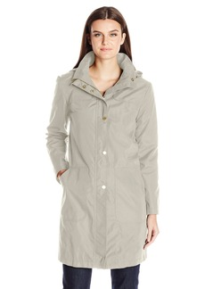 Ellen Tracy Outerwear Women's 2 in 1 Rain Coat