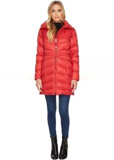 Ellen Tracy Packable Down Jacket