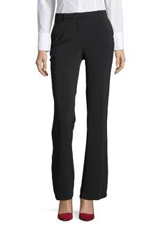 Ellen Tracy Petite Wide-Leg Trousers