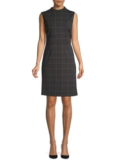 Ellen Tracy Sleeveless Sheath Dress