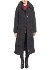Ellen Tracy Techno Down Maxi Coat