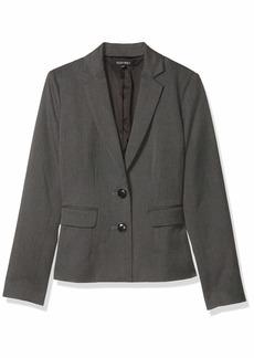 ELLEN TRACY Women's -Button Jacket