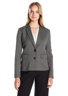 ELLEN TRACY Women's 2-Button Jacket