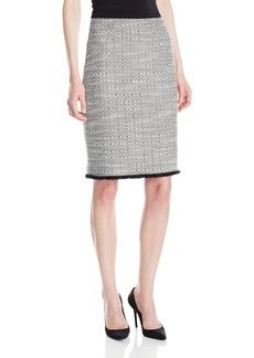 Ellen Tracy Women's a-Line Skirt