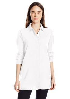 Ellen Tracy Women's Boyfriend Shirt  XS